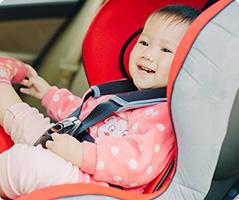 赤ちゃんを乗せるので車を全面的にきれいにしたい