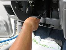 エバポレーター洗浄